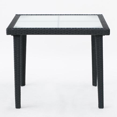 サルバドール ダイニングテーブル フロント