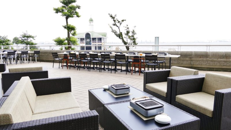 ヨコハマ グランド インターコンチネンタルホテルにて!!