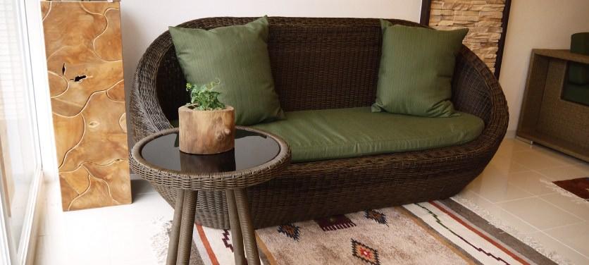 イパネマ サイドテーブル イメージ