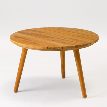 Corda Round Side Table