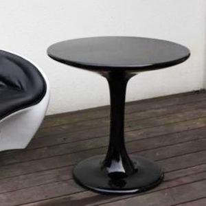 ラッテ・テーブル ブラック