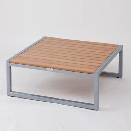 オリンダ テーブル(PVCレザー)