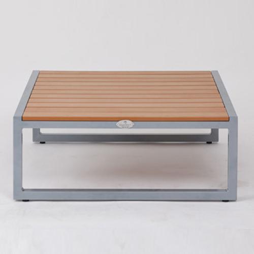 オリンダ テーブル(PVCレザー)フロント