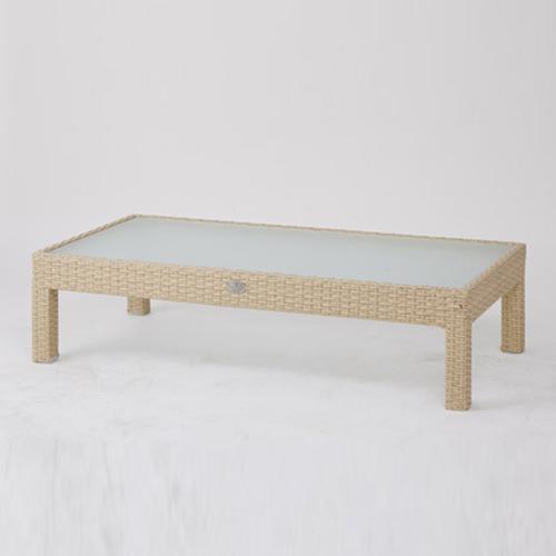 サンルイス ガラステーブル